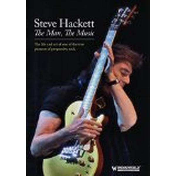 Steve Hackett - The Man, The Music [DVD]